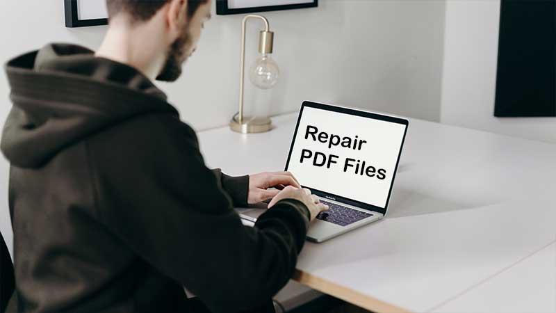 Best tool to Repair PDF files