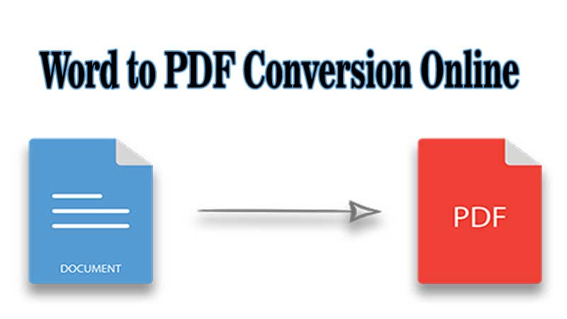 Word to PDF Conversion Online