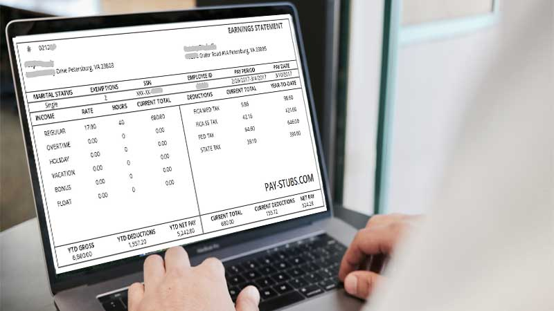 Benefits of Using a Pay Stub Generator