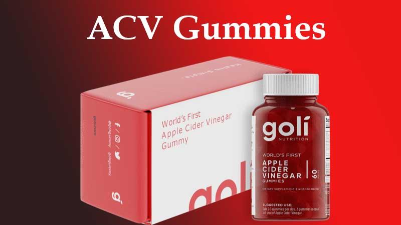 ACV Gummies