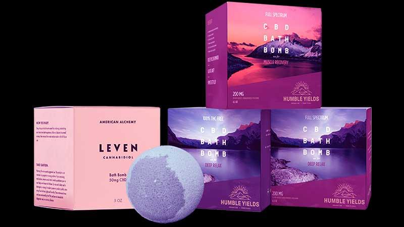Bath Bomb Brand Sustainability