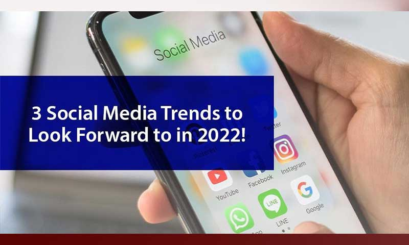 Social Media Trends for 2022