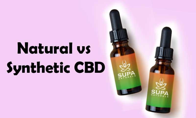 Natural vs Synthetic CBD