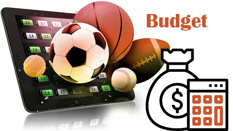 Online Sports Betting Budget